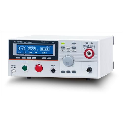 GOODWILL GPT-9603/9612/9602/9601 Átütésvizsgáló / szigetelési ellenállásmérő
