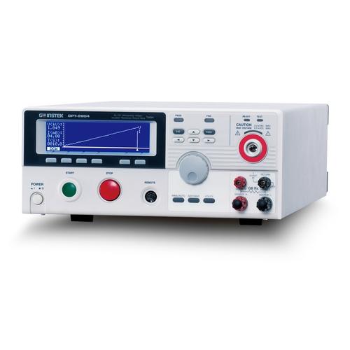 GOODWILL GPT-9904/9903/9902A/9901A Átütésvizsgáló / szigetelési ellenállásmérő / védőcsatl. tesztelő