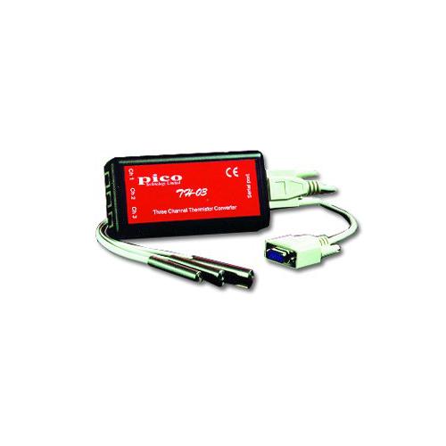 Pico TH-03 Hőmérsékletmérő és Adatgyűjtő