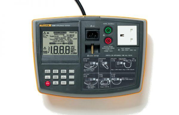 Fluke 6200-2 / 6500-2 villamos készülékteszter