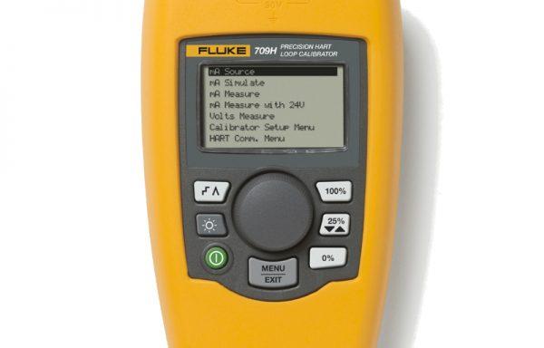 Fluke 709/ 709H (Hart protokol) Hurok-kalibrátorok