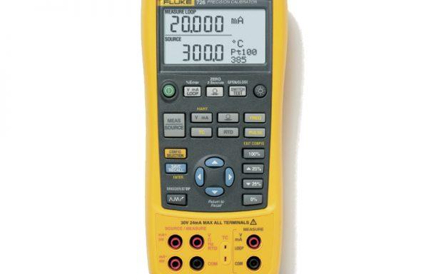 Fluke 725/ 726 Multifunkciós folyamat kalibrátor