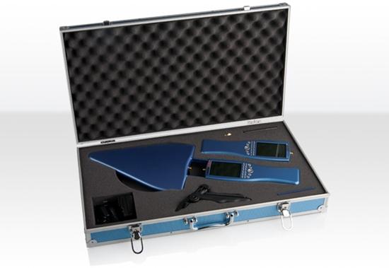 Aaronia Starter Bundle (kezdõcsomag) NF-1010E és HF-2025E
