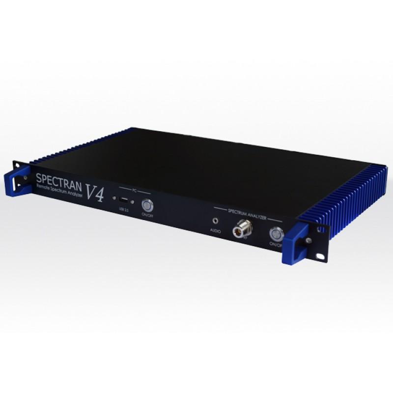Aaronia Spectran NF RSA 9000/ 6000/ 5000 távvezérelt rack spektrumanalizátor