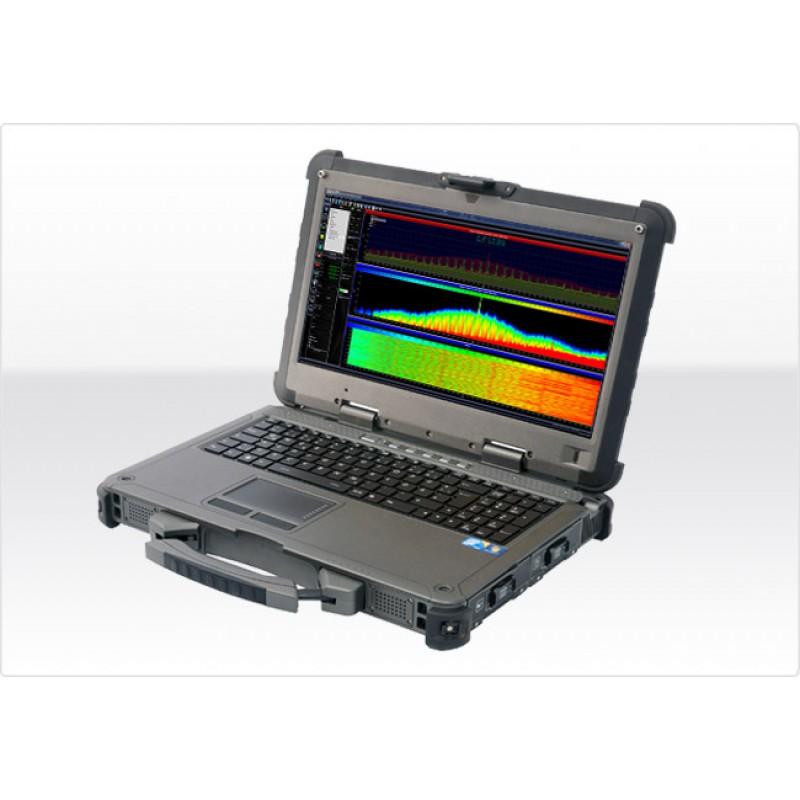 Aaronia Spectran XFR V5/NF-XFR/ HF-XFR PRO kültéri hordozható spektrumanalizátor
