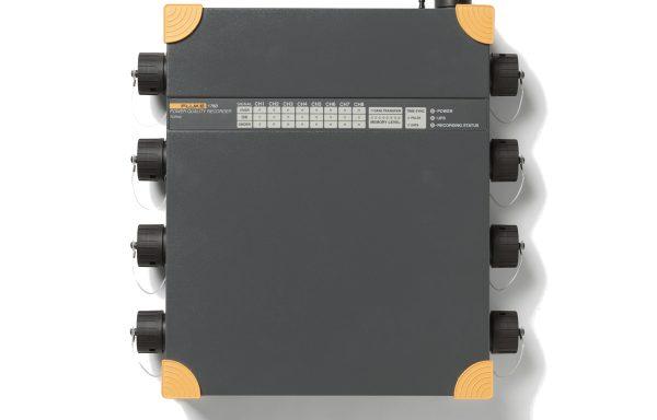 Fluke 1760 3-fázisú hálózatminőség vizsgáló adatgyűjtő
