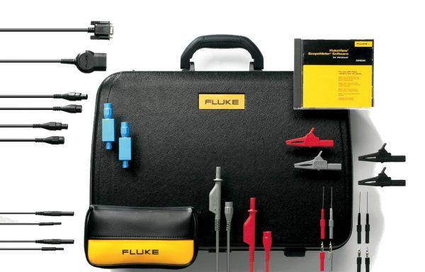Fluke SCC198 Autós mérésekhez tartozék készlet Fluke 190 ScopeMeter mûszerhez