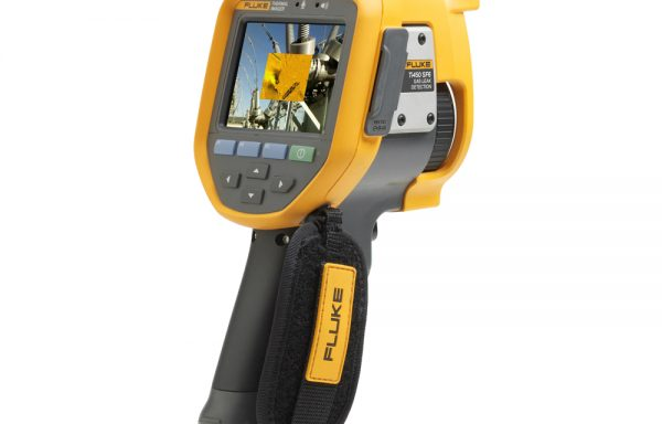 Fluke Ti450 SF6 gázszivárgás detektáló hőkamera