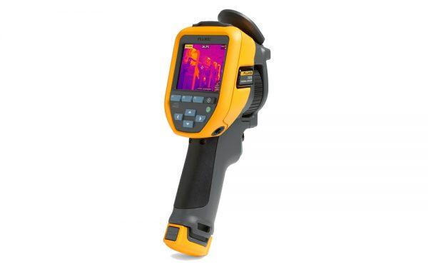 Infrakamerák és gázdetektorok