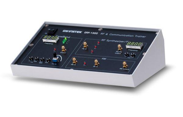 GW Instek GRF-1300/ GRF-1300A RF és Spektrumanalizátor oktató rendszer