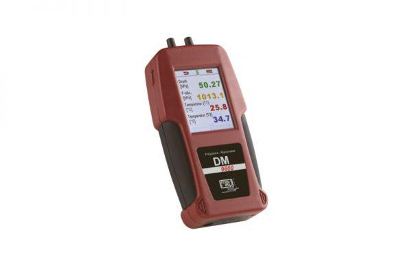 DM 9600 Precíziós nyomásmérő