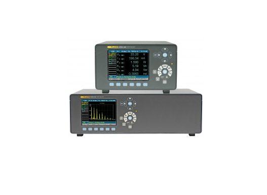 Fluke Norma 4000/ 5000 teljesítmény analizátor