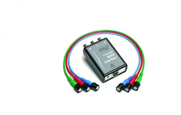 Pico PQ027 Egyszeres – 3-kimenetű gyorsulásmérő upgrade készlet